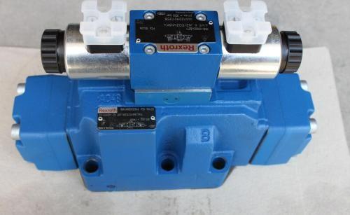 REXROTH 4WE 6 D6X/EG24N9K4 R900548772 Directional spool valves
