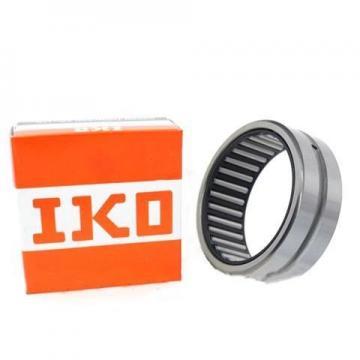 0.591 Inch | 15 Millimeter x 0.906 Inch | 23 Millimeter x 0.512 Inch | 13 Millimeter  IKO RNAF152313  Needle Non Thrust Roller Bearings