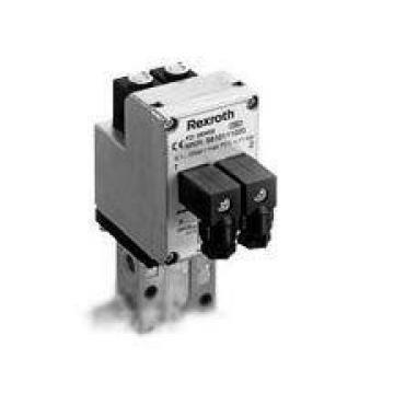 REXROTH 4WE 6 T6X/EW230N9K4 R901108990 Directional spool valves