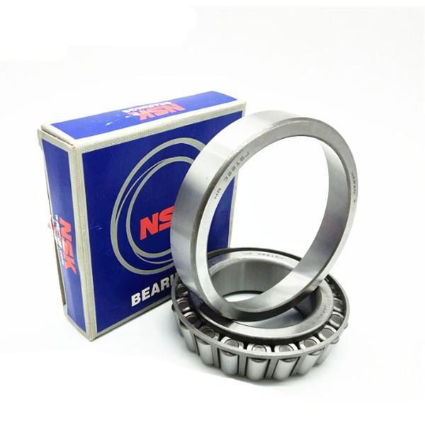 NSK 6301Z  Single Row Ball Bearings #2 image