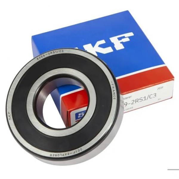 3 mm x 8 mm x 4 mm  SKF W 639/3-2Z  Single Row Ball Bearings #1 image