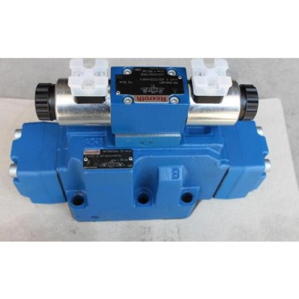 REXROTH 4WE 10 L3X/CW230N9K4 R900938773 Directional spool valves #1 image