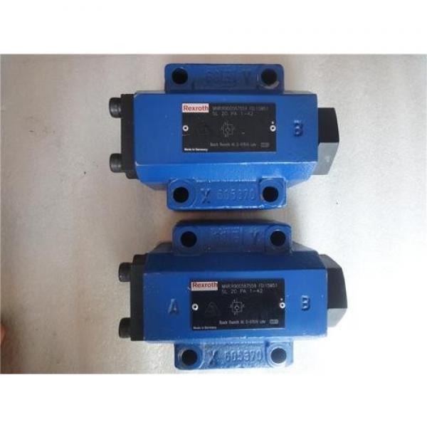 品牌 型号 R900481034 Pressure reducing valve #1 image