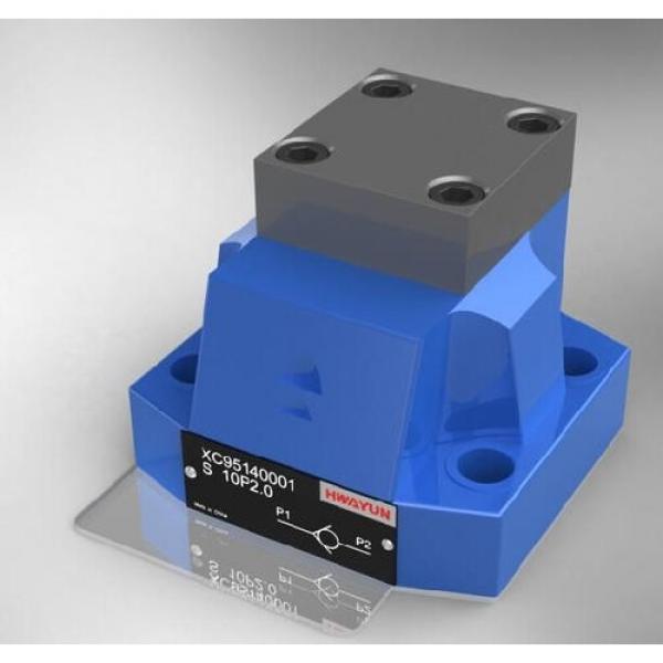 REXROTH DR 6 DP1-5X/210Y R900598360 Pressure reducing valve #2 image